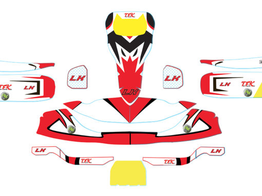 Kit déco Karting